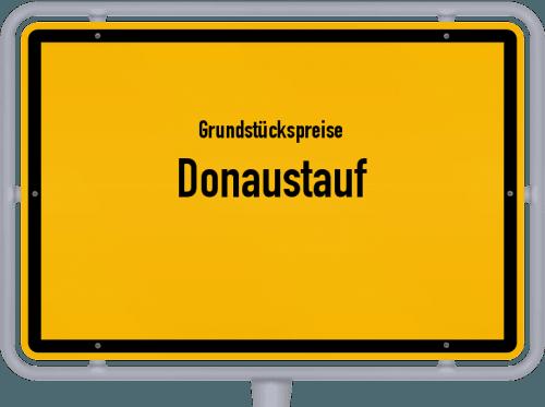 Grundstückspreise Donaustauf 2019