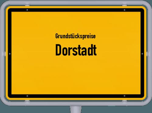 Grundstückspreise Dorstadt 2021