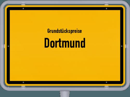 Grundstückspreise Dortmund 2018