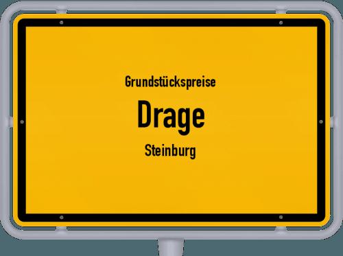 Grundstückspreise Drage (Steinburg) 2021