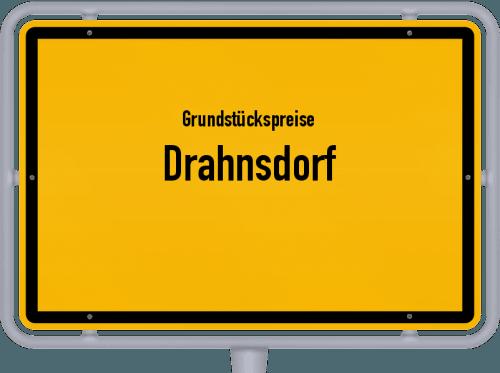Grundstückspreise Drahnsdorf 2021