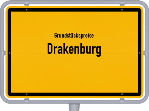 Grundstückspreise Drakenburg 2021