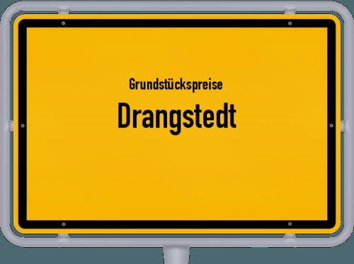 Grundstückspreise Drangstedt 2019