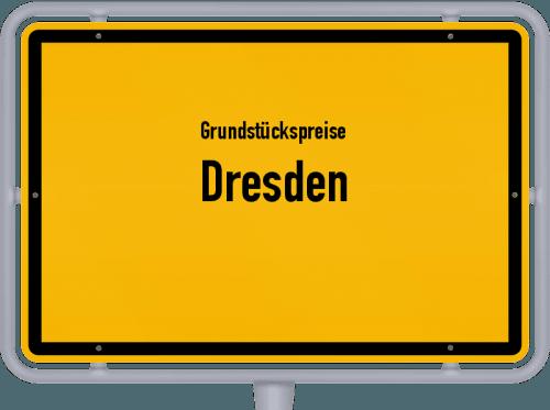 Grundstückspreise Dresden 2021