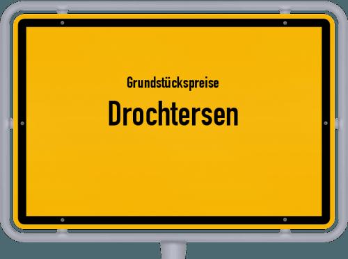 Grundstückspreise Drochtersen 2019