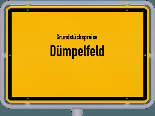 Grundstückspreise Dümpelfeld 2019