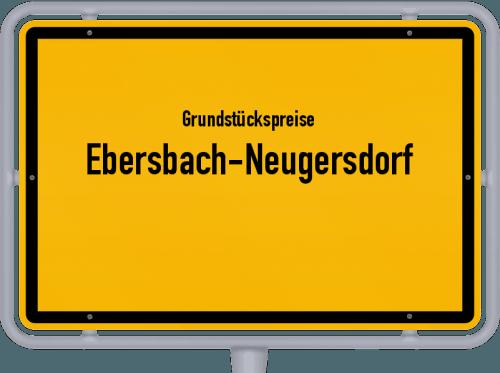 Grundstückspreise Ebersbach-Neugersdorf 2019