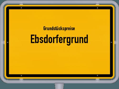 Grundstückspreise Ebsdorfergrund 2019