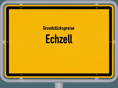 Grundstückspreise Echzell 2020