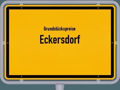 Grundstückspreise Eckersdorf 2019