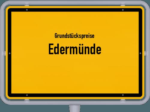 Grundstückspreise Edermünde 2019
