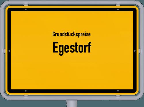 Grundstückspreise Egestorf 2021