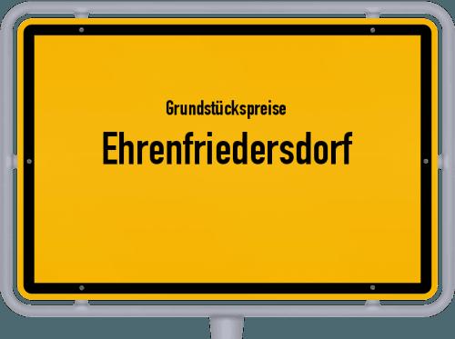Grundstückspreise Ehrenfriedersdorf 2019