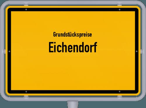 Grundstückspreise Eichendorf 2019