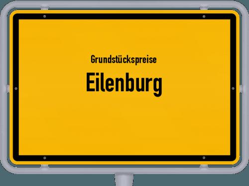 Grundstückspreise Eilenburg 2019