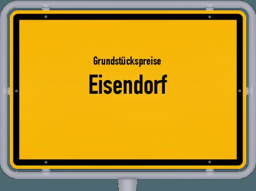 Grundstückspreise Eisendorf 2021