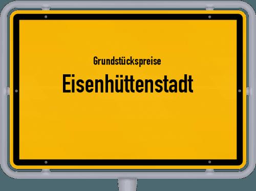 Grundstückspreise Eisenhüttenstadt 2021