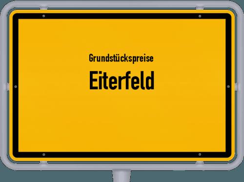 Grundstückspreise Eiterfeld 2020