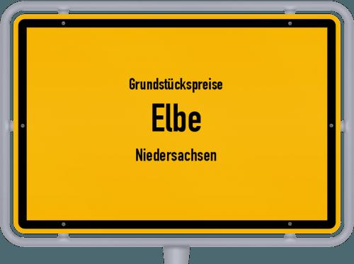 Grundstückspreise Elbe (Niedersachsen) 2019