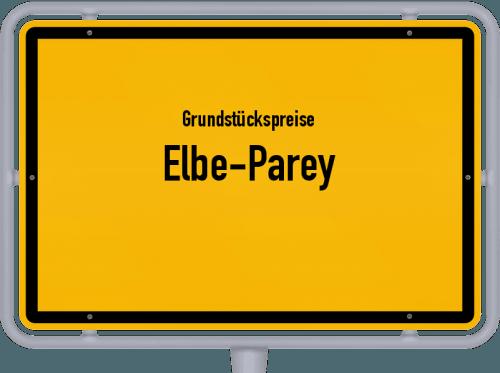 Grundstückspreise Elbe-Parey 2021