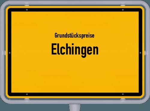 Grundstückspreise Elchingen 2019