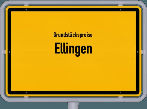 Grundstückspreise Ellingen 2019