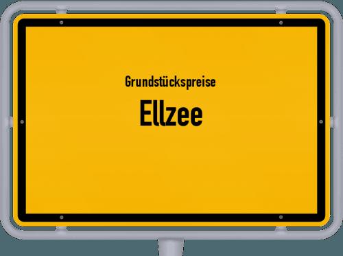 Grundstückspreise Ellzee 2021