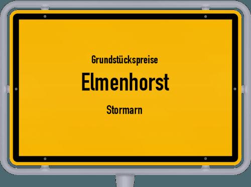 Grundstückspreise Elmenhorst (Stormarn) 2021