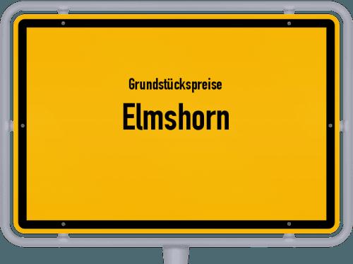 Grundstückspreise Elmshorn 2021