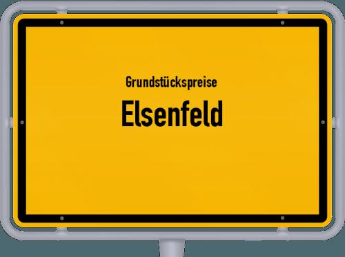 Grundstückspreise Elsenfeld 2019