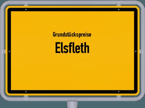 Grundstückspreise Elsfleth 2021