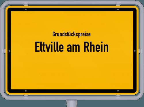 Grundstückspreise Eltville am Rhein 2019