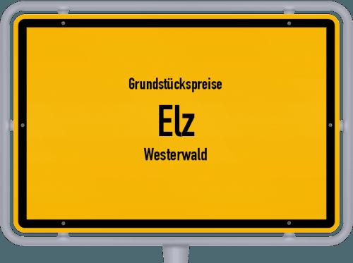 Grundstückspreise Elz (Westerwald) 2018