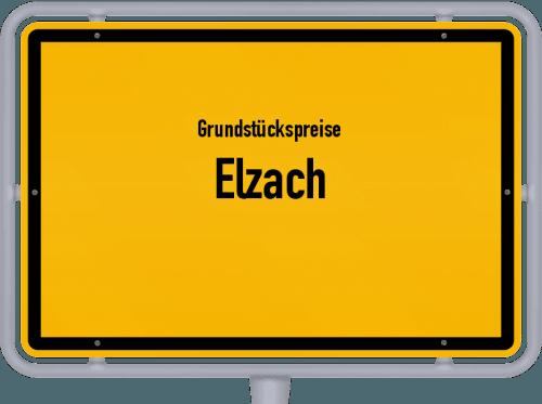 Grundstückspreise Elzach 2018