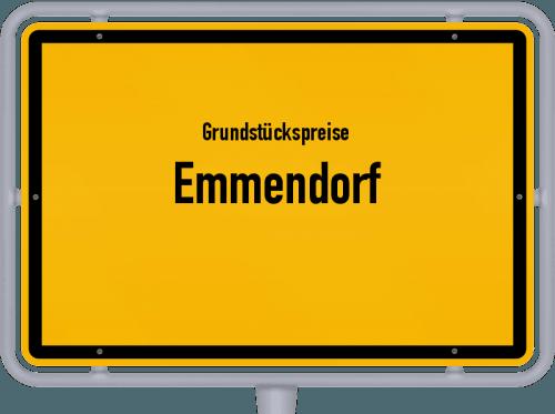 Grundstückspreise Emmendorf 2019