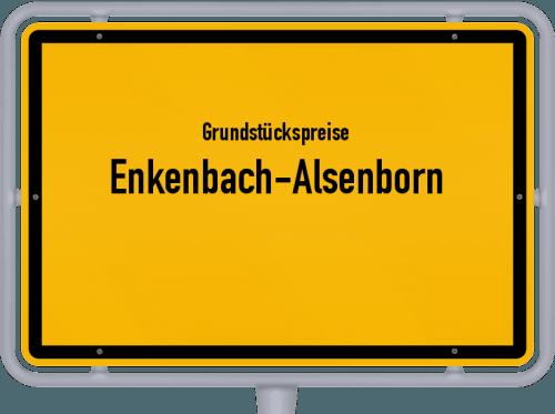 Grundstückspreise Enkenbach-Alsenborn 2019
