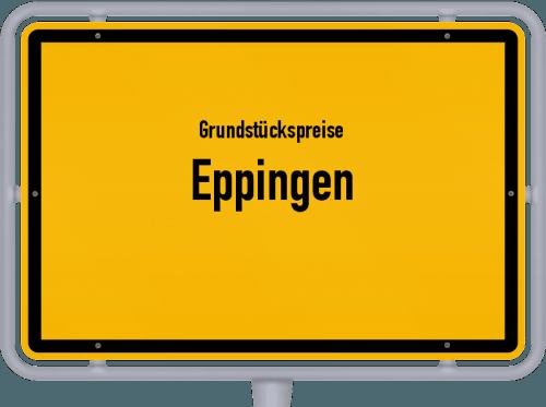 Grundstückspreise Eppingen 2018