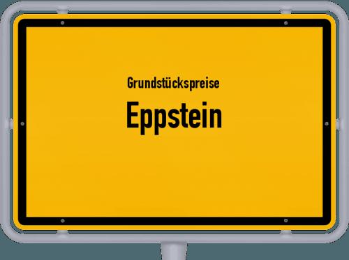Grundstückspreise Eppstein 2018