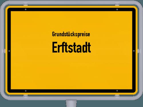 Grundstückspreise Erftstadt 2019
