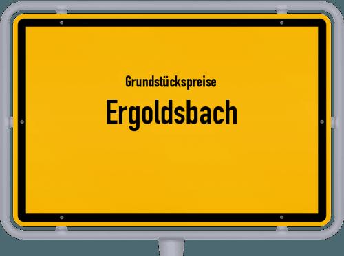 Grundstückspreise Ergoldsbach 2019