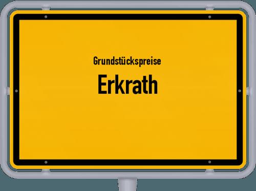 Grundstückspreise Erkrath 2019
