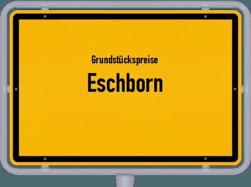 Grundstückspreise Eschborn 2021