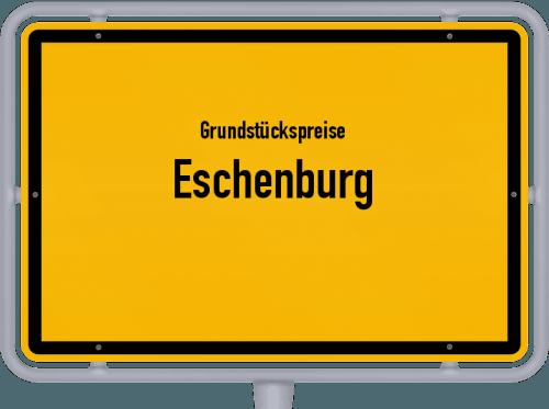 Grundstückspreise Eschenburg 2019
