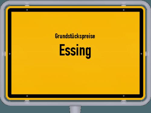 Grundstückspreise Essing 2019
