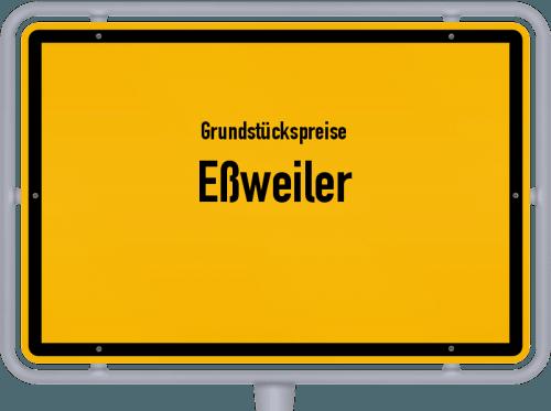 Grundstückspreise Eßweiler 2019