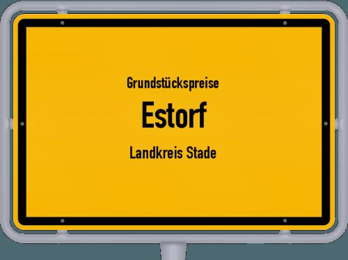 Grundstückspreise Estorf (Landkreis Stade) 2019