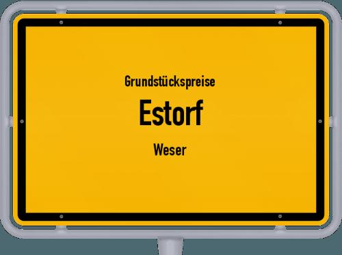 Grundstückspreise Estorf (Weser) 2021