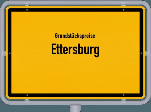 Grundstückspreise Ettersburg 2019