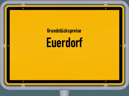 Grundstückspreise Euerdorf 2019