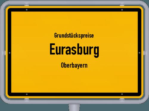 Grundstückspreise Eurasburg (Oberbayern) 2019